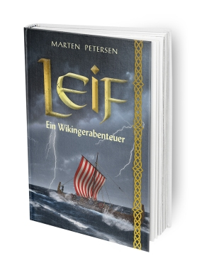 Leif Cover 3D